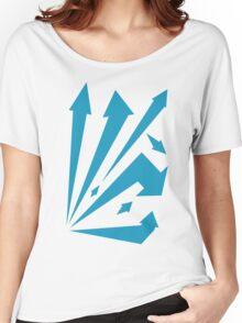 Striking arrows  Women's Relaxed Fit T-Shirt