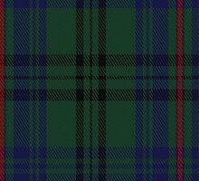 00010 Walker Hunting Clan/Family Tartan Fabric Print Iphone Case by Detnecs2013