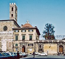 Palazzo Micheleti C16 Lucca 198403130004  by Fred Mitchell