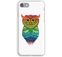 'Owlbert' iPhone Case/Skin