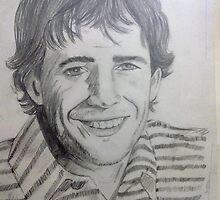 Portrait of an unknown man by dadlanineha