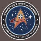 Starfleet Intelligence STO Inspired Logo by Christopher Bunye