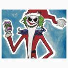 Jack-Joke Santa by jerasky