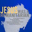 Jesus was a humanitarian by Rishani Sittampalam