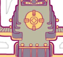 Space Sloth Sticker