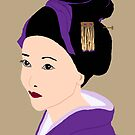 Beautiful Geisha  by Kate Farrant