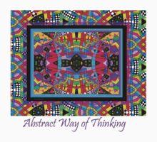 An Abstract Way of Thinking by Nira Dabush