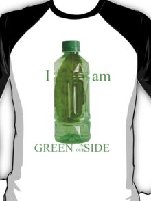 I am Green Inside Outside T-Shirt