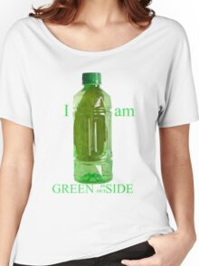 I am Green Inside Outside Women's Relaxed Fit T-Shirt