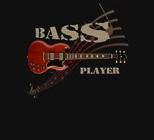 bass player Guitar Unisex T-Shirt
