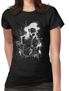 Lemmy (White) Womens Fitted T-Shirt