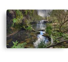 Mystic Highlands. Canvas Print