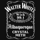 Walter White Pure Meth by Aguvagu