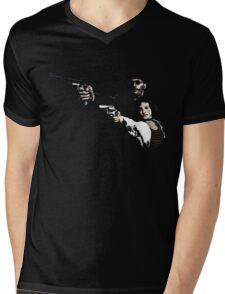 Léon Mens V-Neck T-Shirt