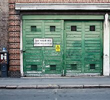 Parking: No Parking by Andy Freer