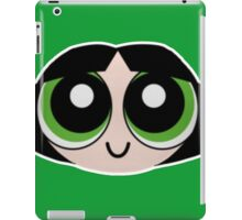 Powerpuff Girls Buttercup Squ'ed iPad Case/Skin