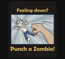 Zombie Punch by Astrocat