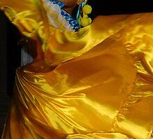 yellow two - amarillo dos by Bernhard Matejka