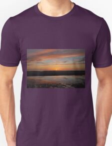 Sunset Cumbria Unisex T-Shirt
