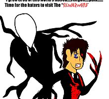 The SlenderTeen by zenchu2011