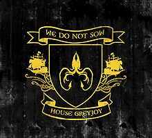 House Greyjoy by isabelgomez