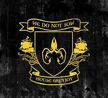 House Greyjoy by isabelgomez