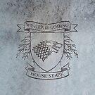 House Stark by isabelgomez