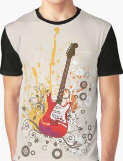Guitar shirt Graphic T-Shirt