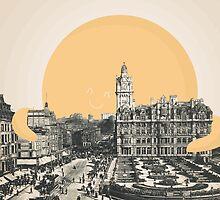 A Hug for Edinburgh by Zeke Tucker