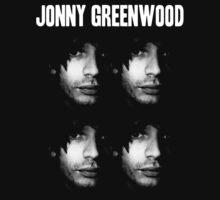 Jonny Greenwood by Aaran Bosansko