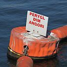 """""""No anchoring"""" in Welsh. Not even 15 minutes as allowed in Lyme Regis. by Poverty"""