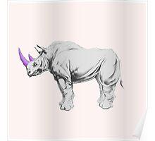 Party Animal ( Rhino ) Poster