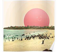 Proud Summer Sun Poster