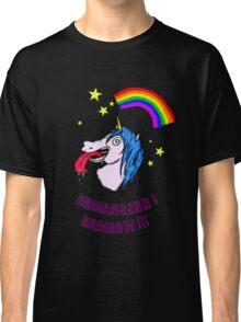 ERMAHGERD RAINBOW! Classic T-Shirt