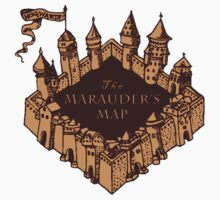 Marauders Map by CoExistance