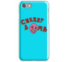 Cherry Bomb iPhone Case/Skin