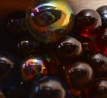 Rainbow Marbles by Ben Smith