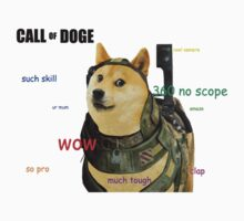 Call of Doge by bnkz
