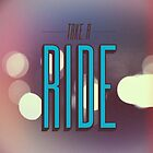 Take A Ride by GalaxyEyes