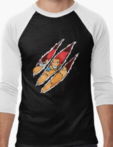 Lion-O Claw Men's Baseball ¾ T-Shirt