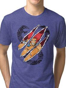 Lion-O Claw Tri-blend T-Shirt