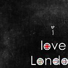 i love London by Ingz