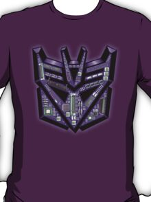 TRANSFORMERS: Motherboard Decepticon T-Shirt