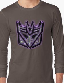 TRANSFORMERS: Motherboard Decepticon Long Sleeve T-Shirt