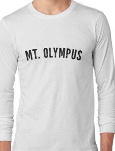 Mt. Olympus Shirt Long Sleeve T-Shirt