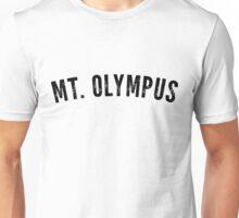 Mt. Olympus Shirt Unisex T-Shirt