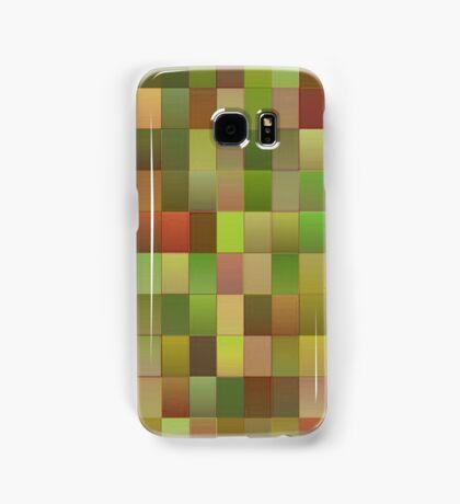 endless blocks Samsung Galaxy Case/Skin