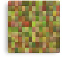 endless blocks Canvas Print