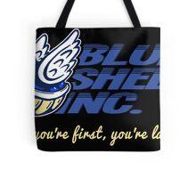 Blue Shell Inc. (no distressing) Tote Bag