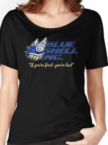 Blue Shell Inc. (no distressing) Women's Relaxed Fit T-Shirt